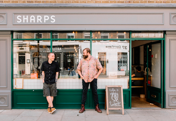 Sharps Coffee